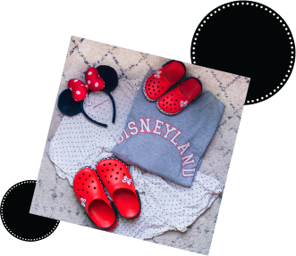 Crocband Minnie Dots Clog