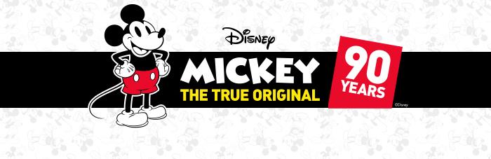 Disney Mickey 90 Years: The True Original
