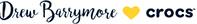 Drew Barrymore heart Crocs™.