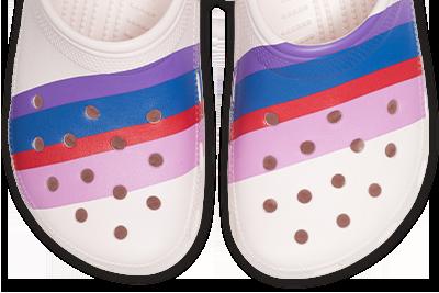 Kids' Crocs Fun Lab Cupcake Clog